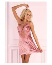 Сорочка розовая (комплект) Cadrean Livia Corsetti Fashion